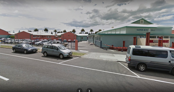 Sex Ed by Porn Venue Napier